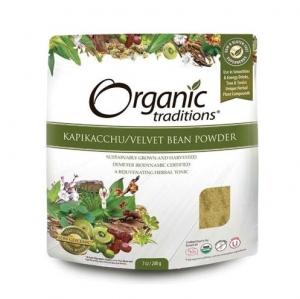 Organic Traditions - KAPIKACCHU POWDER  - 올가닉 트레디션 -  카피카츄 가루 - 200g