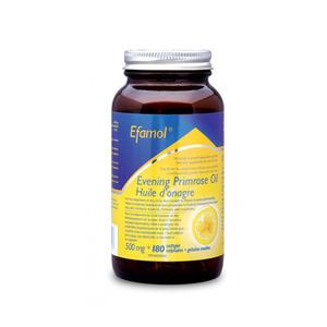 Efamol -  Evening Primrose Oil 500 mg - 180 Softgels