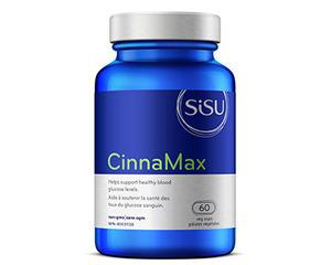 SISU -  시수 CINNAMAX 60 veg캡슐