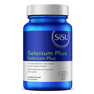 SISU - 시수 SELENIUM PLUS 60캡슐
