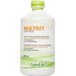 Land Art - MULTIVIT (멀티 비타민/전연령용) 500 ML