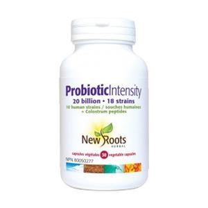 NEW ROOTS - Probiotics Intensity 200억 30 Caps(30정)