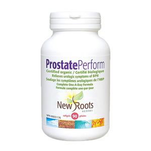NEW ROOTS - Prostate Perform 90 Softgels(90정)