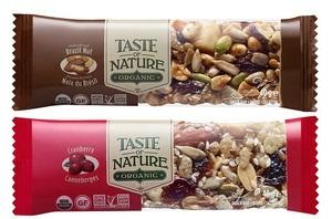 Taste Of Nature 테이스트 오브 네츄럴 -오가닉 스낵바 32G X 5개
