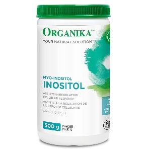 Organika(오가니카) 이노시톨 (Myo-Inositol)파우더 500g