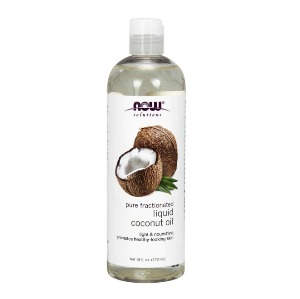 리퀴드 코코넛 오일 473ml NOW