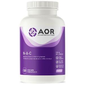 NAC 500mg 120 vcaps(120정) AOR