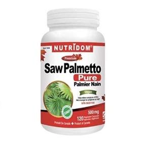 (뉴트리돔)쏘팔메토 전립선도움 120정 Saw Palmetto