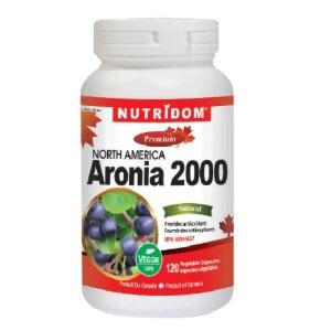 (뉴트리돔)아로니아 2000 북미야생열매 120정