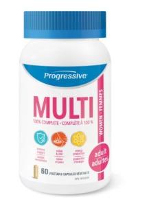 Progressive Nutirional - MULTIVITAMIN FOR ADULT WOMEN