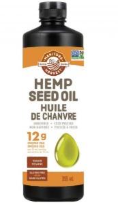 (Manitoba Harvest) Hemp Seed Oil 355ml / 946ml 마니토바하베스트- 햄프씨드오일