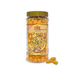(Bill) 오메가3 오렌지 버스트 300정 - Orange Burst Omega-3 Fish Oil