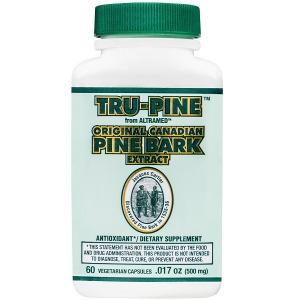 (에시악) 캐나다 천연 항암 정품 트루파인 에시악 60정 허브농축캡슐