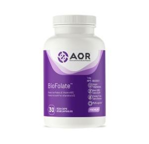 (AOR) 임산부 바이오 엽산 30 베지켑슐 비타민 B12 함유