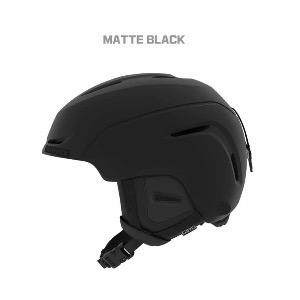 NEO AF (아시안핏) 보드스키 헬멧 - MATTE BLACK
