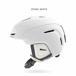AVERA AF (아시안핏)여성용보드스키헬멧- PEARL WHITE
