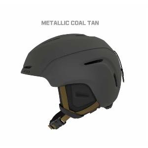 NEO AF (아시안핏) 보드스키 헬멧-MATTE COAL TAN
