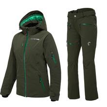 카브 여성 스키복 세트 CSW18 KA