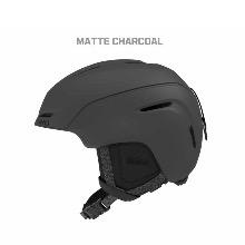 NEO AF (아시안핏) 보드스키 헬멧-MATTE CHARCOAL