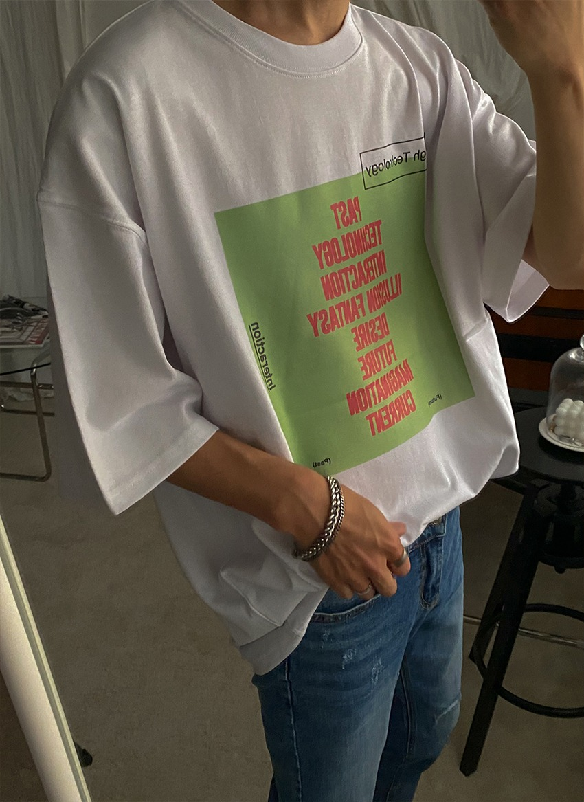 10116T PAST OVER T-SHIRT