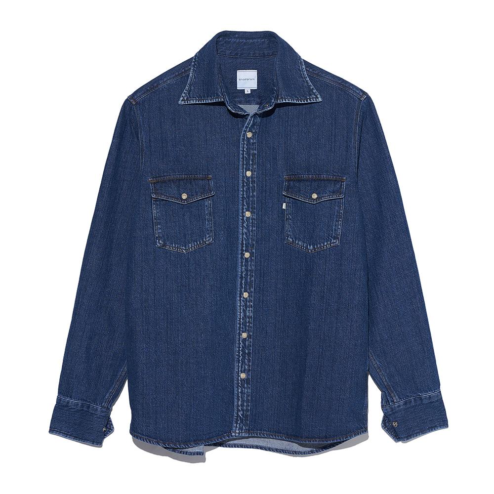 Denim shirt - Blue