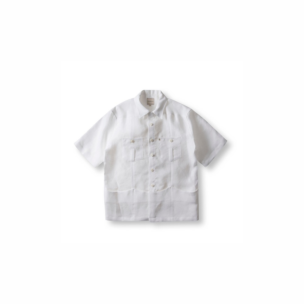 Overfit Shirket - Ivory