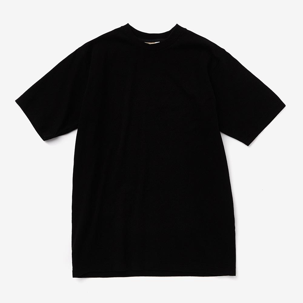 Chadprom 1/2 T-shirt- Black