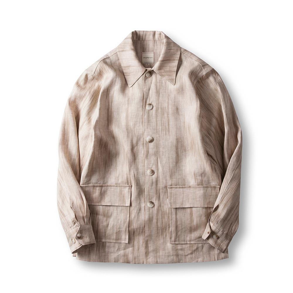 Linen Cardigan Jacket - Limited
