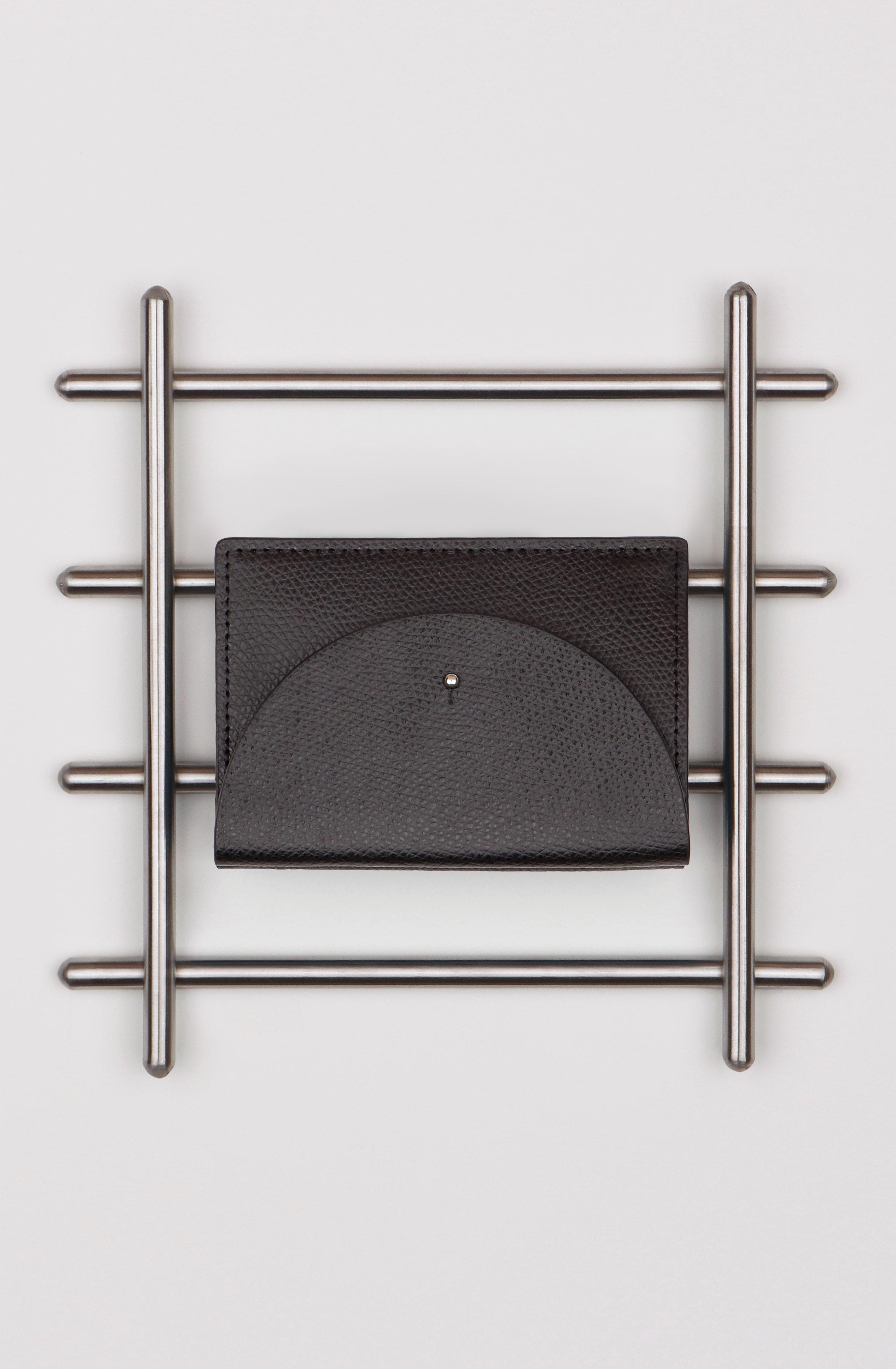 디디 CARD HOLDER IN BLACK 챠멜리 공식 온라인 스토어 - chamelees.com