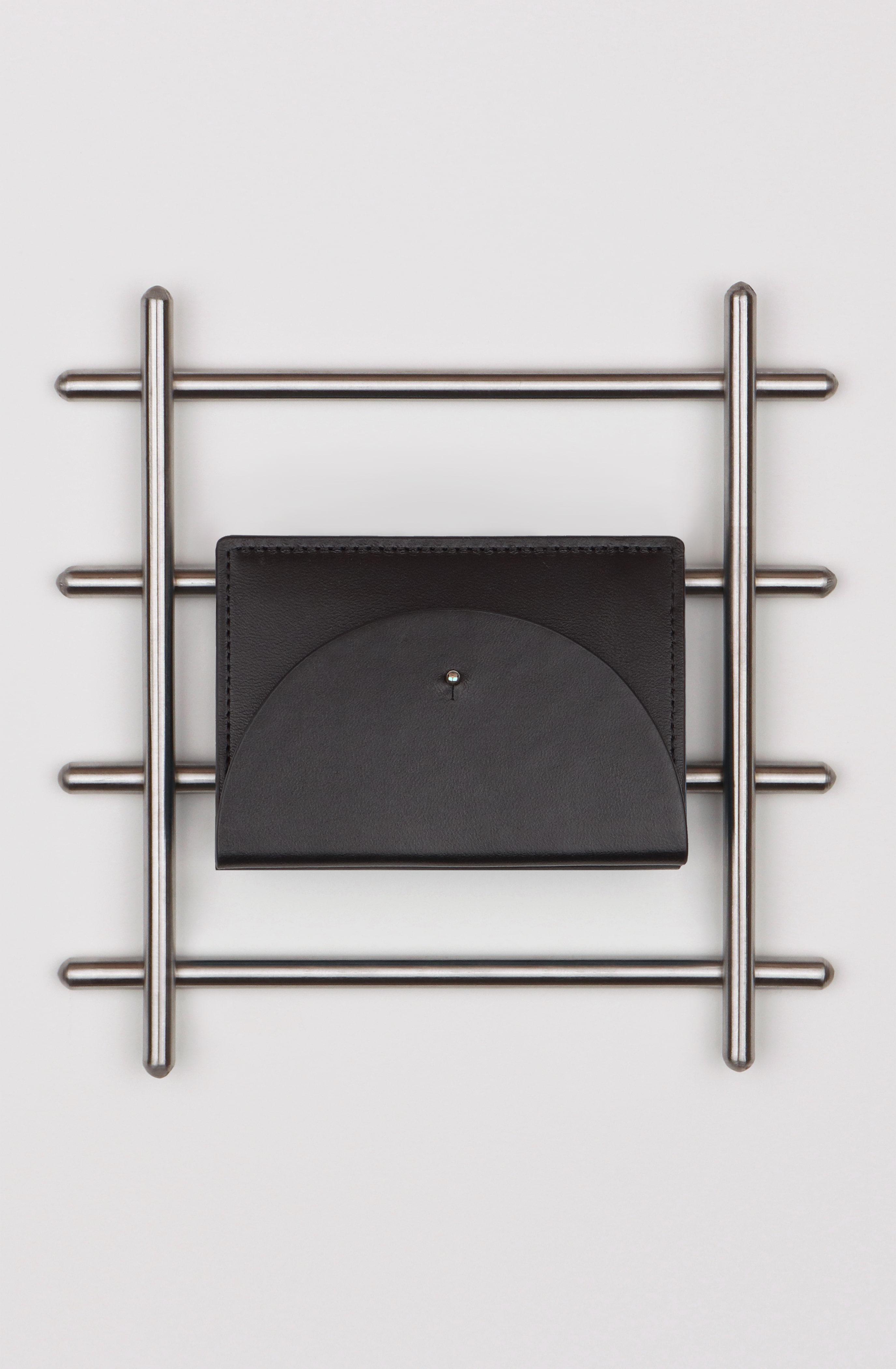 디디 CARD HOLDER IN SOFT BLACK 챠멜리 공식 온라인 스토어 - chamelees.com