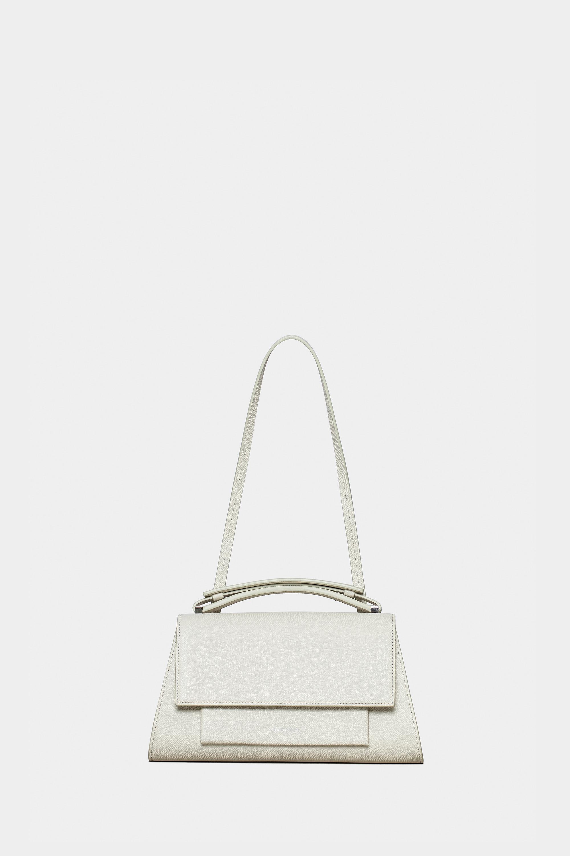마땡백 MATIN I CLUTCH BAG IN IVORY 챠멜리 공식 온라인 스토어 - chamelees.com