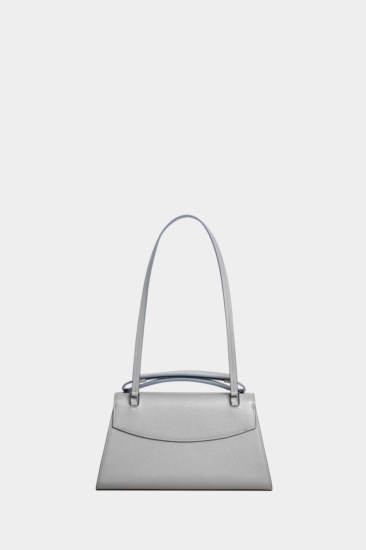 마땡백 MATIN I CLUTCH BAG IN PEBBLE GRAY 챠멜리 공식 온라인 스토어 - chamelees.com