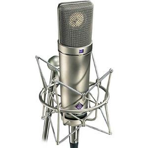 U87Ai , Large Dual-Diaphragm Condenser Microphone(Studio Set) , Neumann