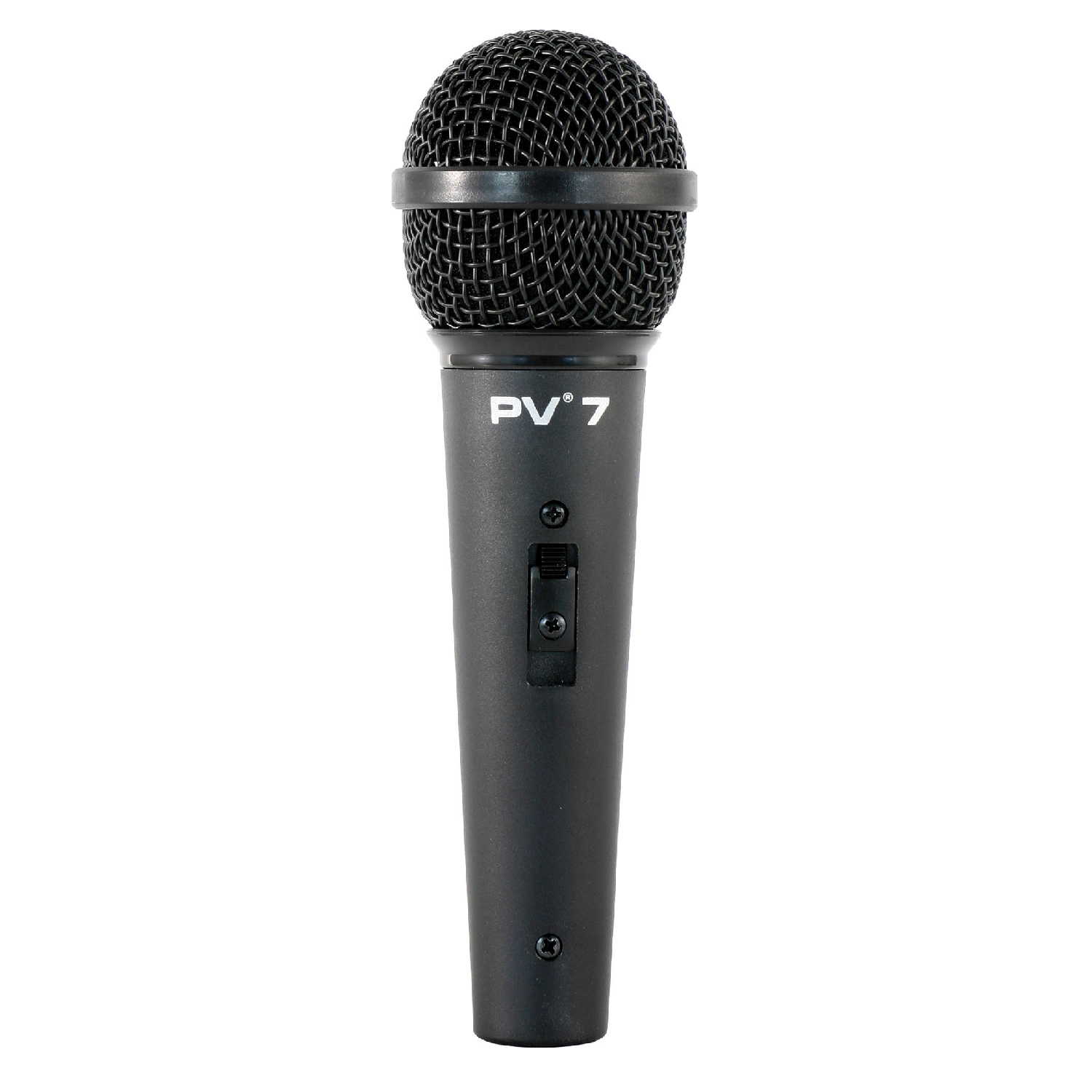 Dynamic Cardioid Mic with XLR ¼ Inches Cable   PV 7 1/4 peavey