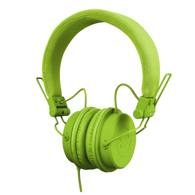 Stylish DJ Green Fashion Headphone   RELOOP RHP6 GREEN reloop