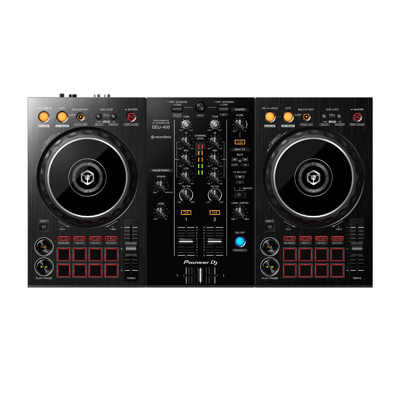 2 Channel DJ Controller for Rekordbox   DDJ 400 pioneer