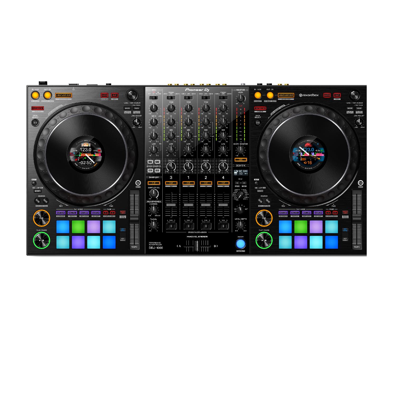 4 Channel Performance DJ Controller for Rekordbox DJ   DDJ 1000 pioneer