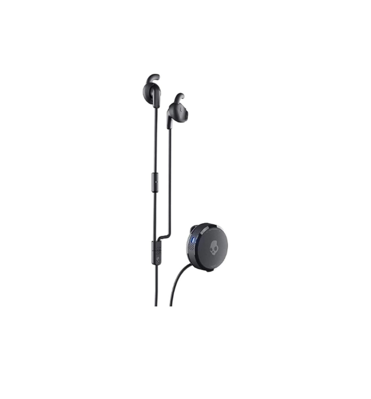 Wireless Bluetooth Earbuds VERT WL BLACK Skullcandy