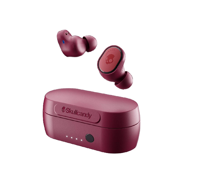 Wireless In-Ear Earbud SESH EVO WL DEEP RED Skullcandy