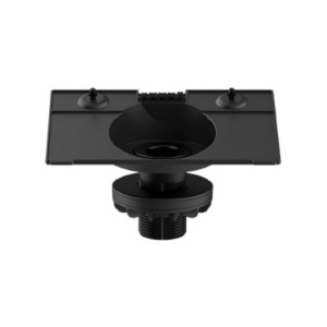 TAP RISER MOUNT ,  Elevated Table Mount with Swivel and Cable Management , Logitech