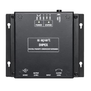 Digital Priority/Emergency Extender for AUDIOCONTROL12.8 , DIPEX , APART