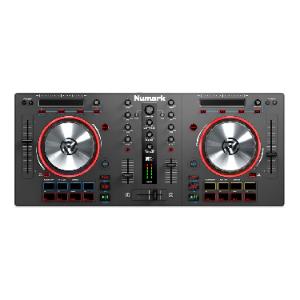 16 Multifunction Pads Mixtrack 3 Dj Controller MIXTRAK TR Numark