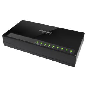 8 Port 100Mbps Ethernet Switch   PSE810 prolink