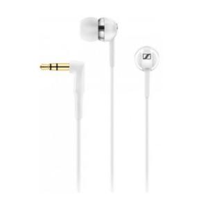 In Ear Headphone White   CX100W sennheiser