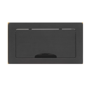 Table Mount Modular Multi Connection Solution - Manually Retracting Lid   TBUS 6XL(BC) kramer