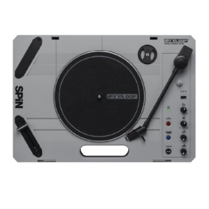7 Inches Scratch Vinyl Spin Portable Turntable   RELOOP SPIN PORTABLE TURNTABLE reloop