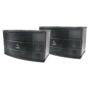 10 Inches 2 Way 2 Speaker System with Neo Horn Tweeter 550W Max (Sold By Pair)   KS 555MK2 konzert