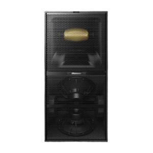 Dual 12 Inches Three-way Hybrid Loaded Bi-amp Loudspeaker (1pc)   XY3B pioneer
