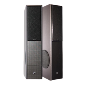 6 Inches x 2 Tower Speaker 200W Max (Sold By Pair)   KS 85 konzert