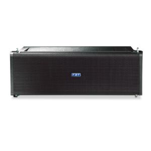 Active Precision Coverage Vertical Array 600W + 300W – 134dB SPL   MITUS 206LA fbt